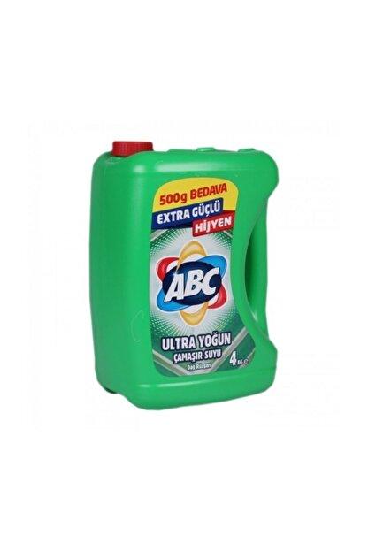ABC Ultra Dağ Ferahlığı Çamaşır Suyu 4 kg