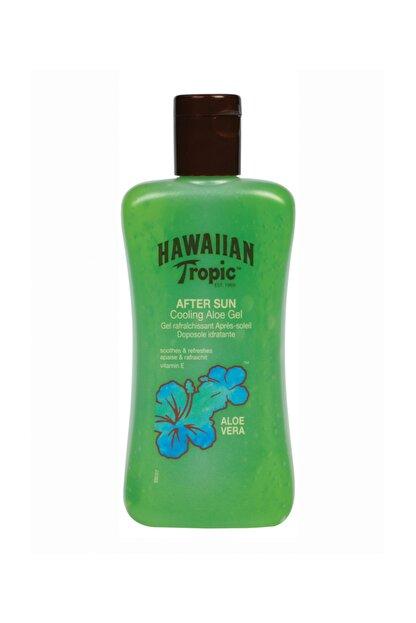Hawaiian Tropic Aloe Vera, E Vitamini Ve Tropik Bitkiler İçeren Güneş Sonrası Ferahlatıcı Ve Yenileyici Jel