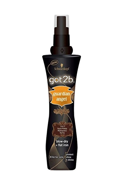 Got2B Guardian Angel Isıya Karşı Koruyucu Sprey 200 ml