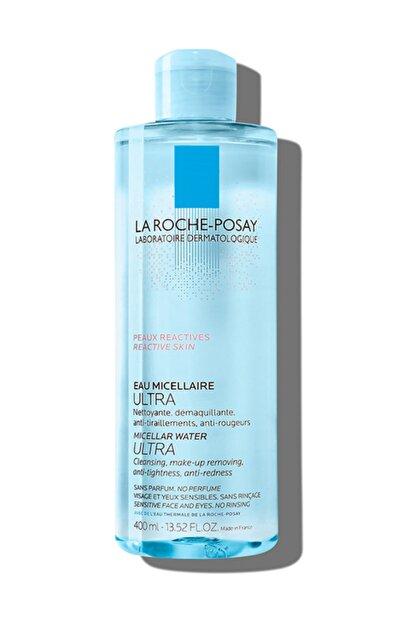 La Roche Posay Reaktif Ciltlere Misel Su Ultra Yüz&Göz&Dudak Temizleyici Misel Su 400 ml 3337875528108