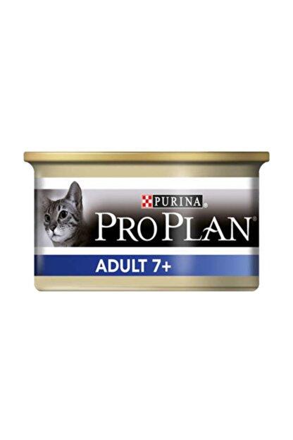 Proplan Adult +7 Ton Balıklı Yaşlı Kedi Konservesi 85 Gr