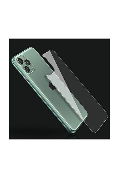 Ally Mobile Iphone 11 Pro 5.8 Inch Tempered Arka Kırılmaz Cam Koruyucu Şeffaf