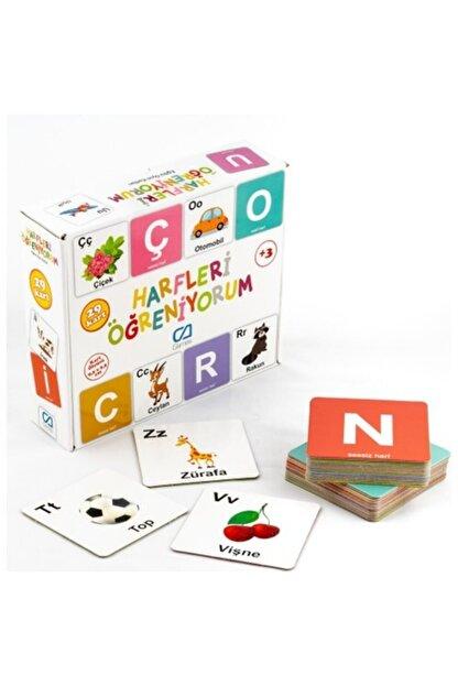 CA Games Harfleri Öğreniyorum - Eğitici Oyun Kartları (Büyük Boy) - Null |  Trendyol