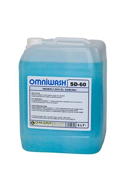 Omniwash SD-60 5 Litre Sıvı El Sabunu Nemlendiricili