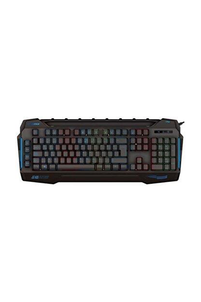 Rampage KB-R63 Stage Rainbow RGB Aydınlatmalı Makrolu Gaming Oyuncu Klavyesi