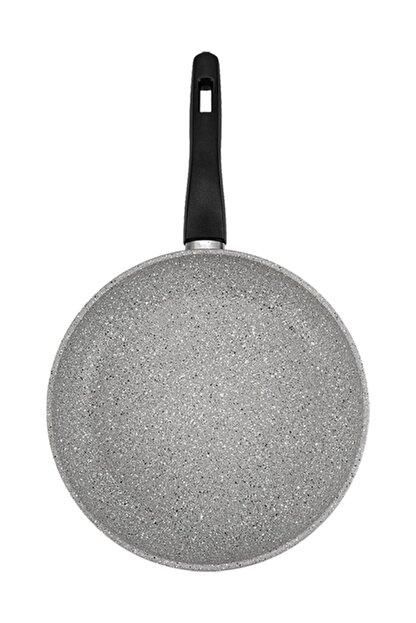 Hürsultan Granit ezme tava kalın 24cm