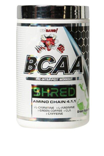 Protouch Nutrition BigBang Bcaa Shred 400 gr 40 Servis Yeşil Elma Aromalı