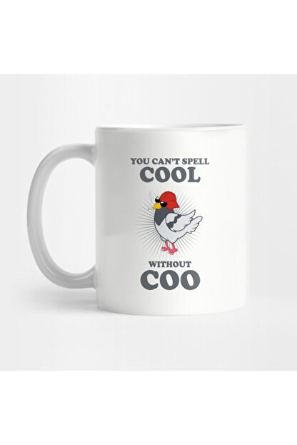 TatFast You Can't Spell Cool Without Coo Kupa