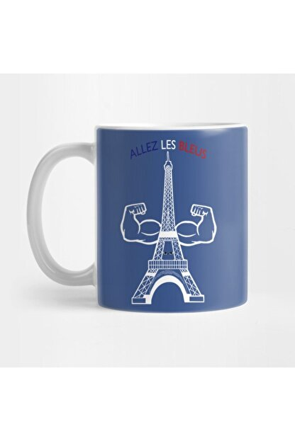 TatFast Allez Les Bleus France National Team Kupa