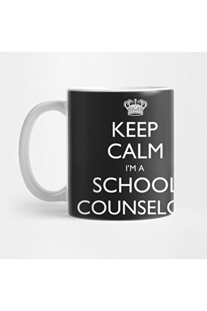 TatFast Keep Calm I'm A School Counselor – T & Accessories Kupa