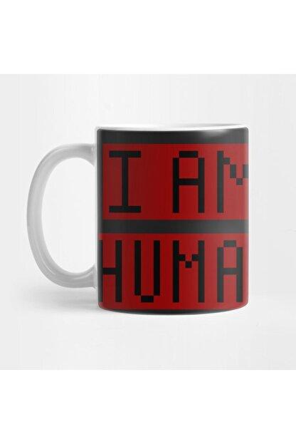 TatFast I Am Human Pixel Kupa