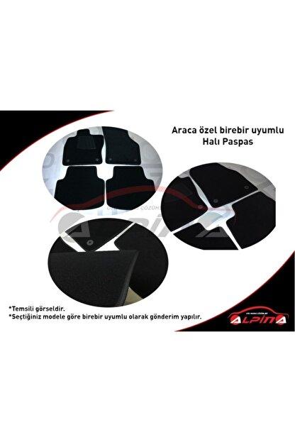 Alpina Honda Cr-v 2012 Sonrası Halı Paspas Seti