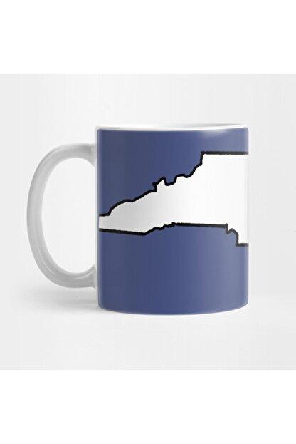 TatFast North Carolina - Blank Outline Kupa