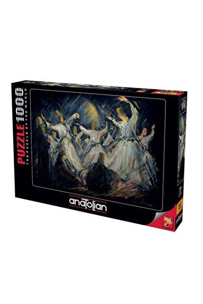 Anatolian Puzzle 1092 Dervişler/1000pcs Puzzle / Anatolian