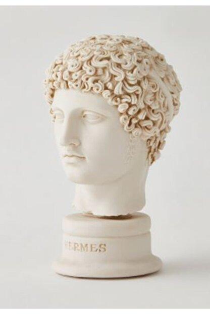 alçı ve kalıp dünyası Hermes 29cm Büst