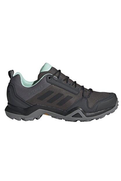 adidas Terrex Ax3 Gtx W Kadın Gri Outdoor Ayakkabı Bc0573