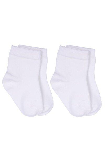 KitiKate Kiti Kate 95675 2'li Organik Bebek Çorabı
