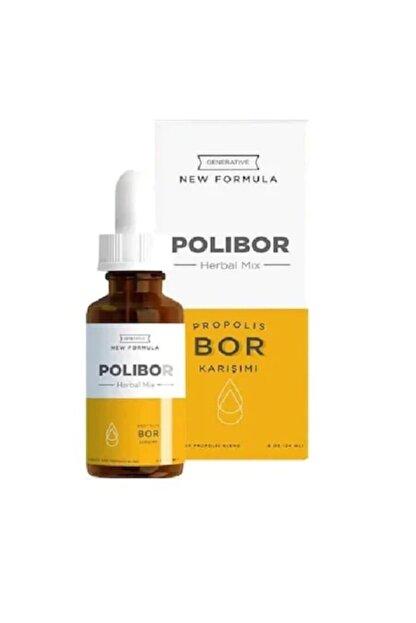 Policup Polibor Probolis Bor Karışımı Prostat Damlası 24 Ml