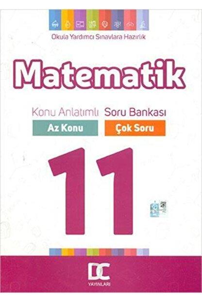 Doğru Cevap Yayınları 11.sınıf Matematik Az Konu Çok Soru Dc Yayınları