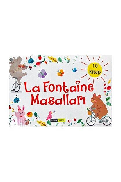 Gendaş Yayınları La Fontaine Masalları Hikaye Seti 10 Kitap 2 ve 3. Sınıf