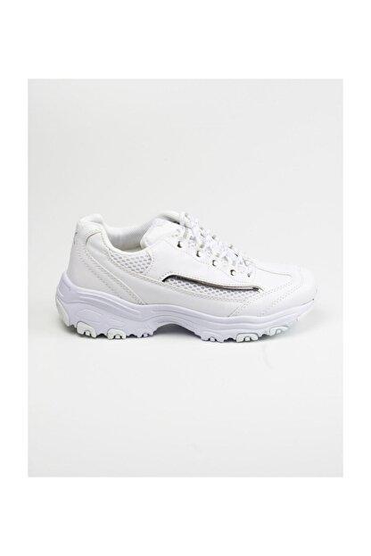 Kinetix Kadın Beyaz Helena Sneaker  100495817