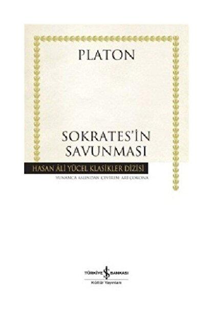 TÜRKİYE İŞ BANKASI KÜLTÜR YAYINLARI Sokrates'in Savunması 180013 Platon Eflatun