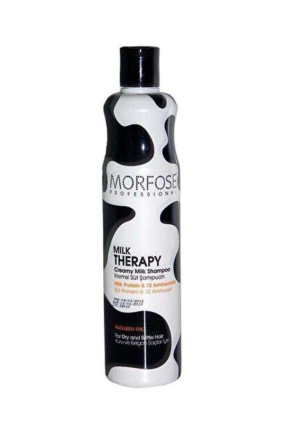 Morfose Milk Therapy Kremsi Süt Şampuan 400ml