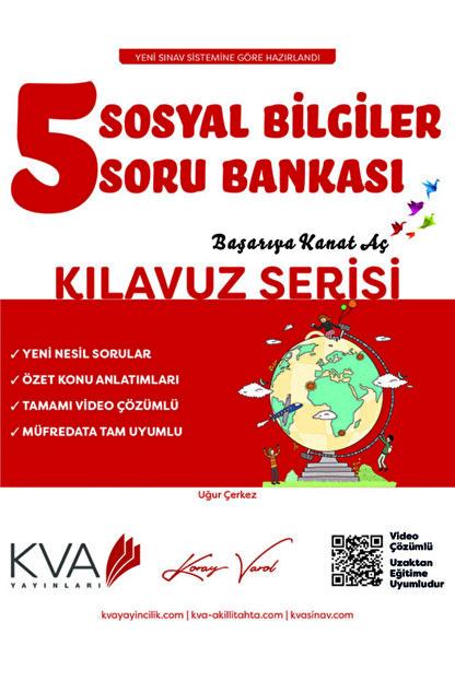 Koray Varol Yayınları Kılavuz Serisi 5. Sınıf Sosyal Bilgiler Soru Bankası 2020