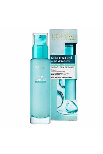 L'Oreal Paris L'oréal Paris Nem Terapisi Aloe Vera Suyu Normalden Karmaya Ciltler 70 ml
