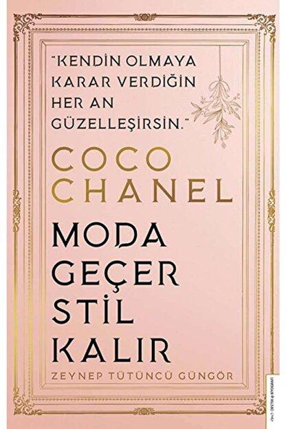 Destek Yayınları Coco Chanel-moda Geçer, Stil Kalır