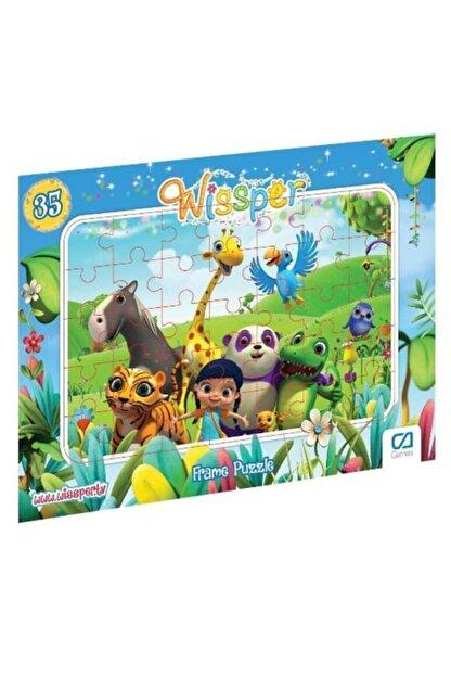 CA Games Wissper 35 Parça Frame Puzzle Ca-5063