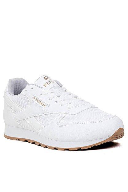 Giyyin Unısex Spor Ayakkabı Beyaz Kw853
