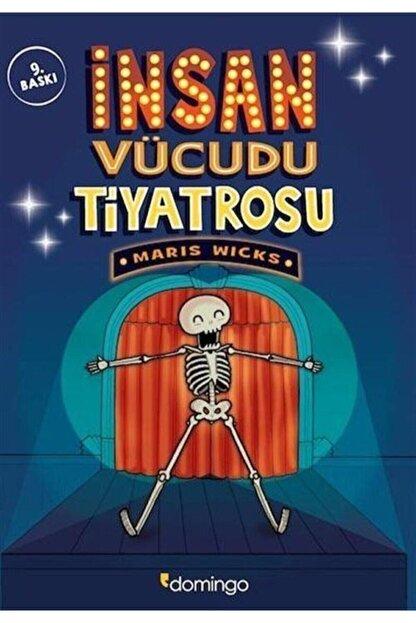 Domingo Yayınevi Insan Vücudu Tiyatrosu- Maris Wicks
