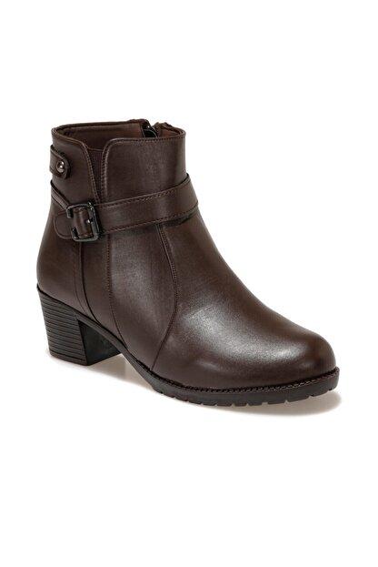 Polaris 161445.Z Kahverengi Kadın Topuklu Bot 100548627