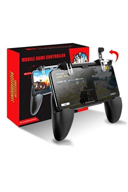 checkmate Pubg Mobil Oyun Konsolu Gamepad Controller Ateş Tetik Konsol W10