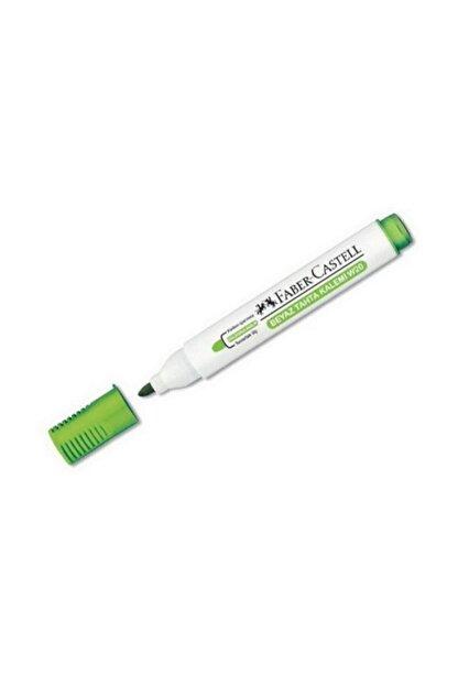 Faber Castell Beyaz Tahta Kalemi Lime Yeşil 254018 W20 /