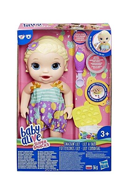 Baby Alive Sarışın Lily İle Mama Eğlencesi