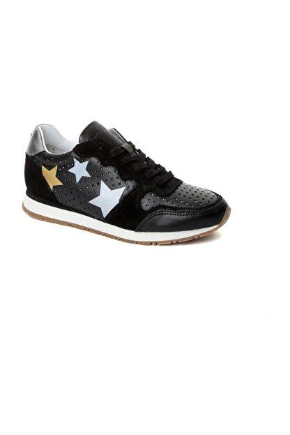 Tommy Hilfiger Kadın Siyah Sneaker FW0FW02342