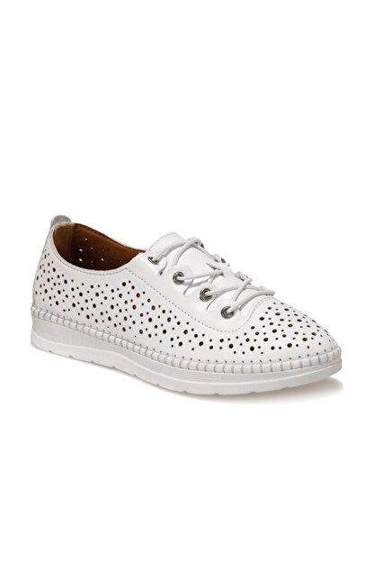 Polaris 103208.Z1FX Beyaz Kadın Klasik Ayakkabı 101000292