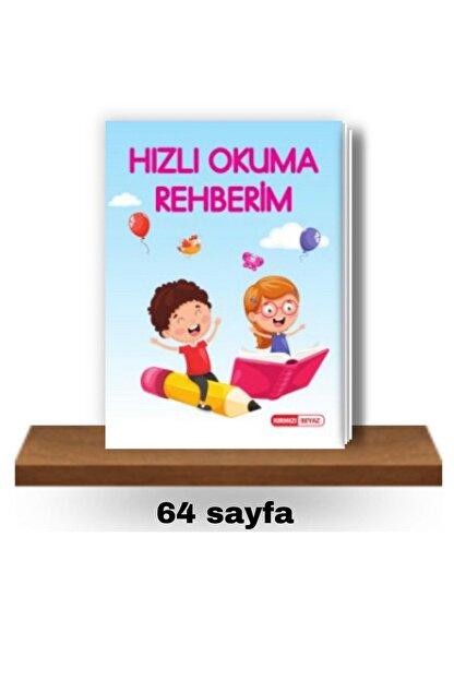 Kırmızı Beyaz Yayınları 1.sınıf Hızlı Okuma Rehberim