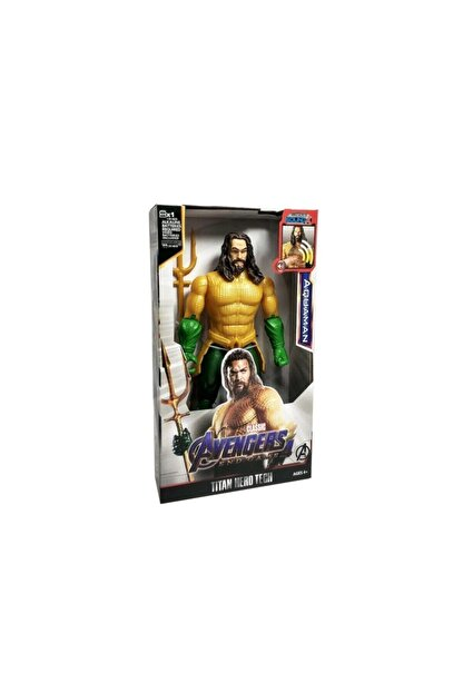 Can Ali Toys Aquaman Sesli Figür Oyuncak 30 cm