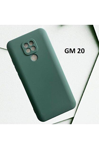 Jopus General Mobile Gm 20 Kamera Korumalı Slikon Kılıf Içi Kadife