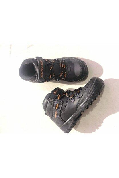 Dunlop Siyah Çocuk Bot Çıtçıtlı 869-251-109-866