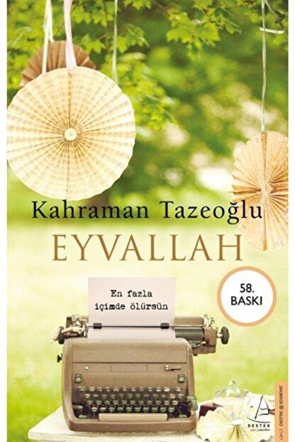 Destek Yayınları Eyvallah