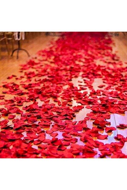 KAZIM ALIÇ 800 Adet Gül Yaprağı Romantik Evlilik Teklifi