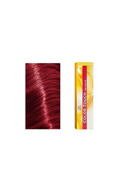 Wella Color Touch Relight Saç Boyası 60 ml /56 Mahagoni Viyole