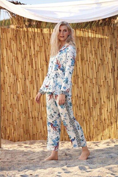 Penye Mood 8745 Pijama Takım