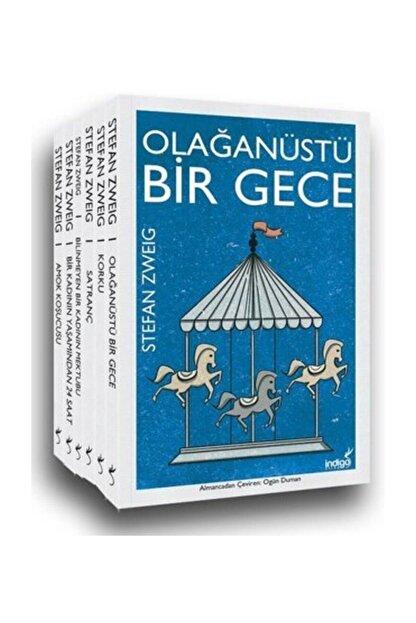 İndigo Kitap Modern Klasik Stefan Zweig 6 Kitap Set - Indigo