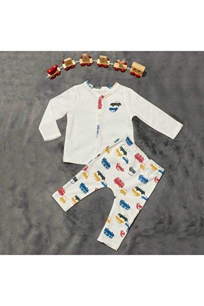 PİEROSBABY Pieros Baby 0043 Erkek Bebek 2'li Takım