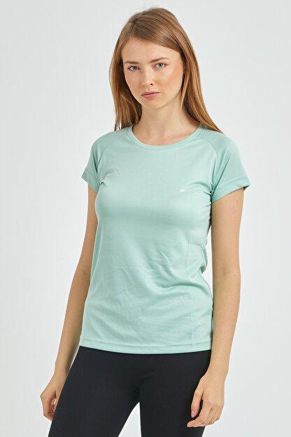 Slazenger Relax Kadın T-shirt Nane St11te050
